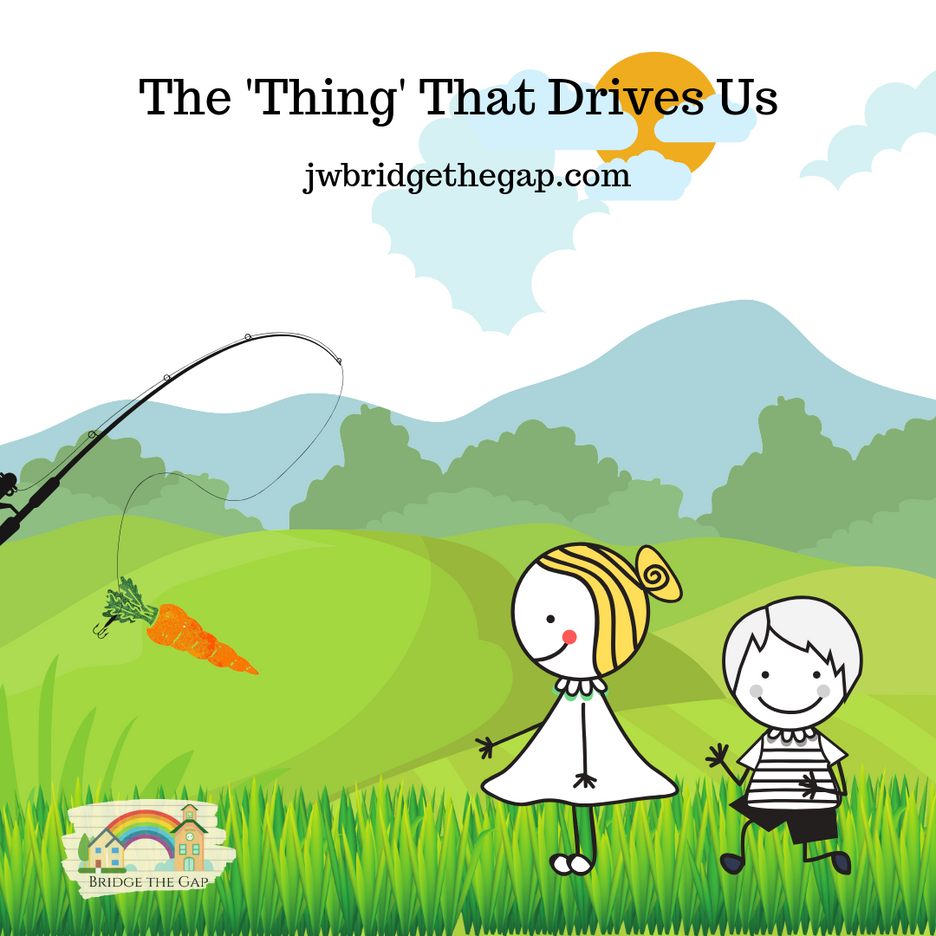 The Thing That Drives Us