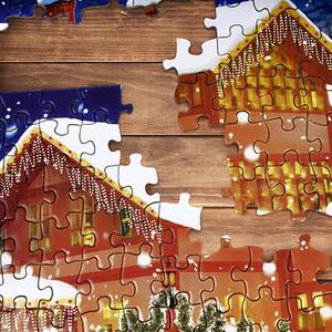 A Christmas Jigsaw