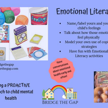 Emotional Literacy Activities
