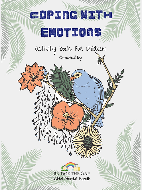 Coping with Emotions Activity Book