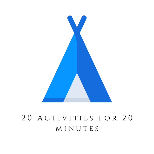 20 Activities for 20 Minutes