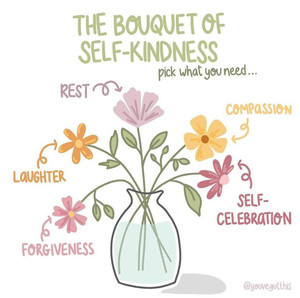 How to Practice 'Being Kind to Yourself'