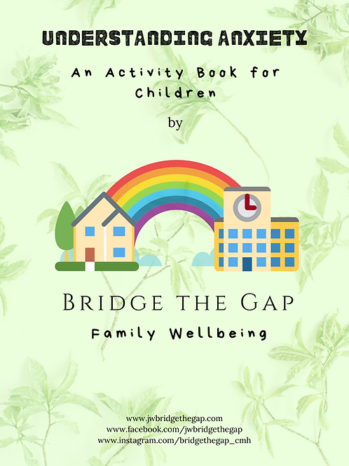 Understanding Anxiety Guide & Activity Book