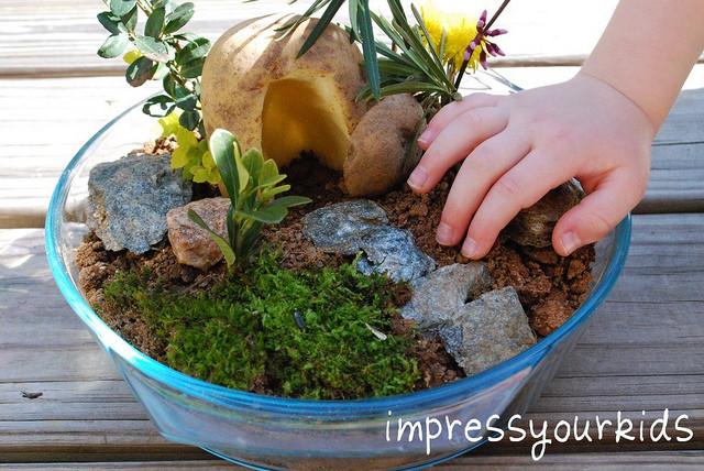 Easter Garden Ideas