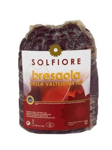Bresaola della Valtellina i.g.p. 200 gr aprox.