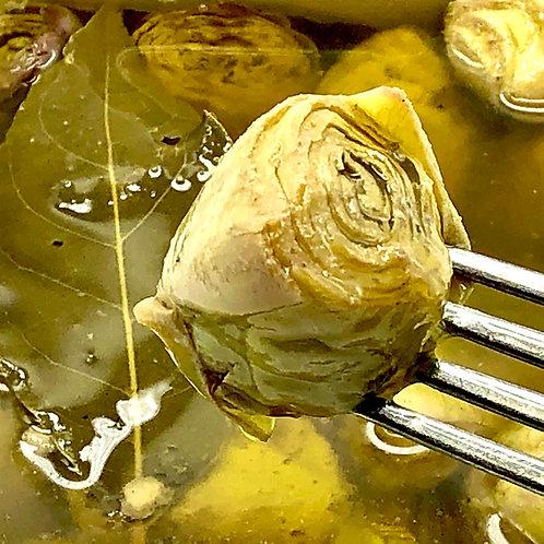 Carciofini - alcachofas bajo aceite conserva Italiana 100 gr