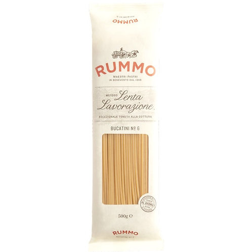Bucatini n.6 Pasta Rummo