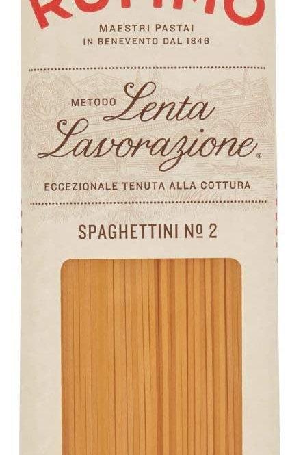 Spaghettini n.2 Pasta Rummo