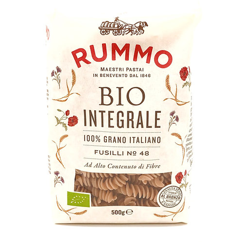 Fusilli n.48 Bio integral Pasta Rummo