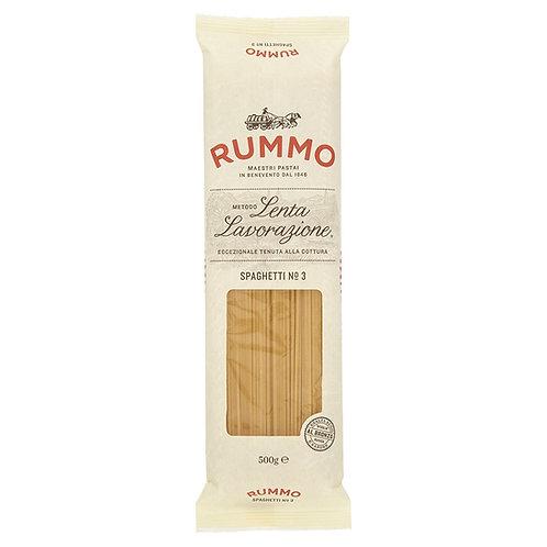 Spaghetti n.3 Pasta Rummo
