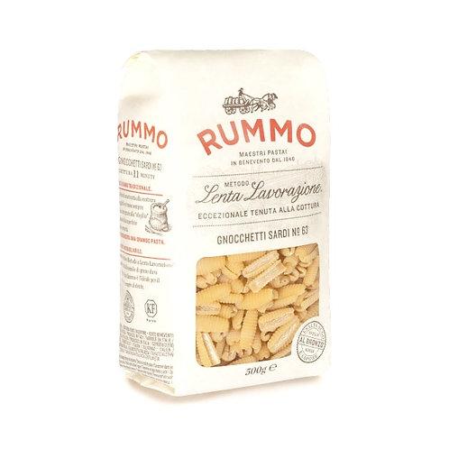 Gnocchetti sardi n. 63 Pasta Rummo