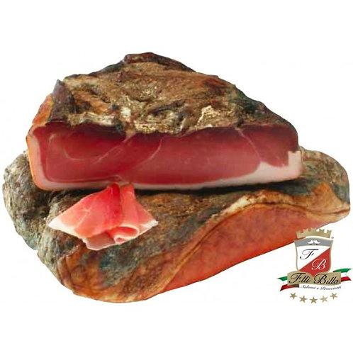 Speck - jamón curado Italiano 200 gr aprox.