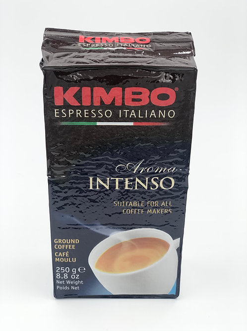 Caffe Kimbo espresso Italiano - cafe molido
