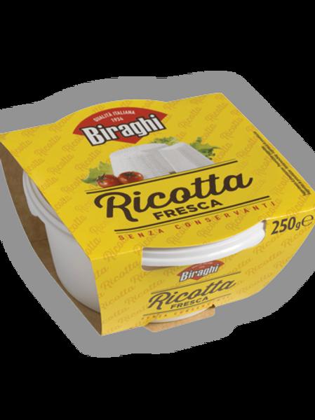 Ricotta fresca Biraghi - requeson italiano