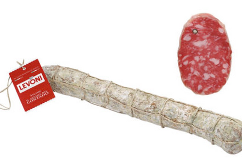 Salame il gentile del contado - salami italiano 200 gr aprox.
