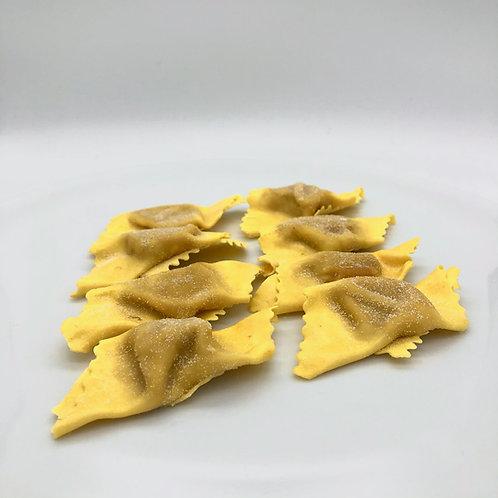Ravioli relleno de calabaza 200 gr