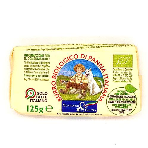 Burro Biologico Italiano - mantequilla Italiana