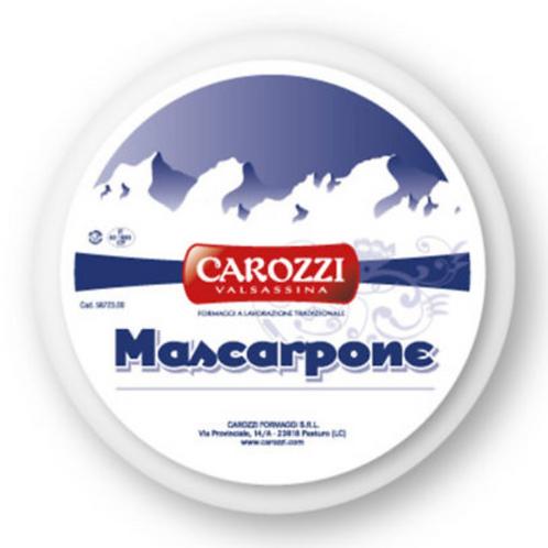 Queso Mascarpone Italiano