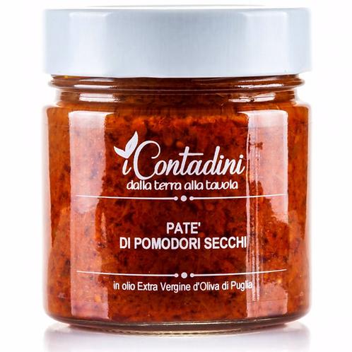 Crema tomate seco - paté di pomodori secchi