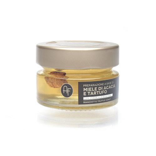 Miel de acacia y trufa