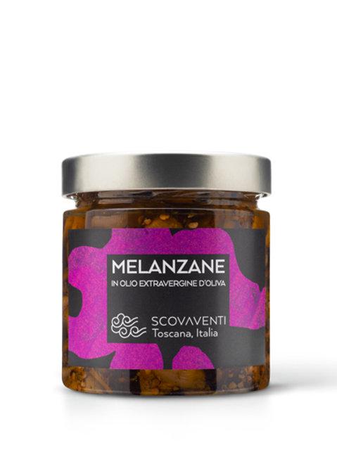 Melanzane - berenjena conserva italiana