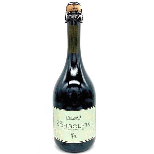 Vino Lambrusco Reggiano Borgoleto Puianello
