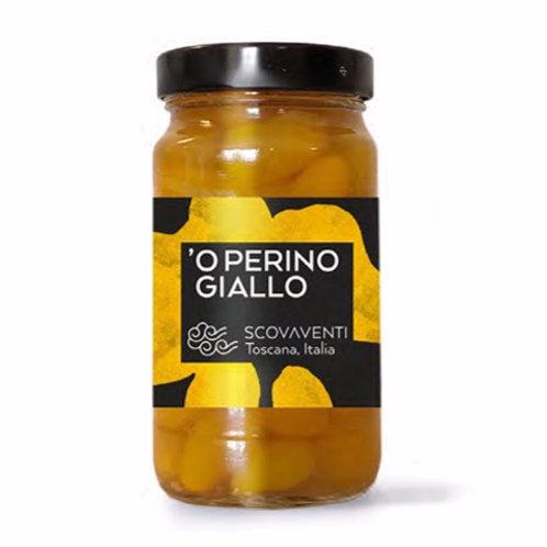 O' perino giallo - tomate amarillo