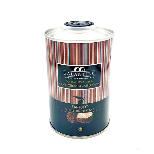 Aceite EVO aromatizado con trufa Galantino