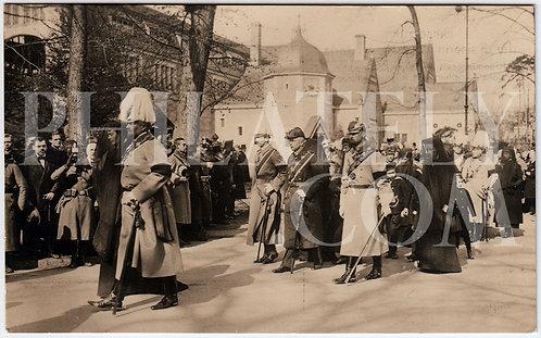 German Empire (Deutsches Reich) Military Propaganda Postcard- Kaiserin Augusta