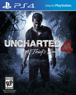 5th - Uncharted 4 A Thief's End