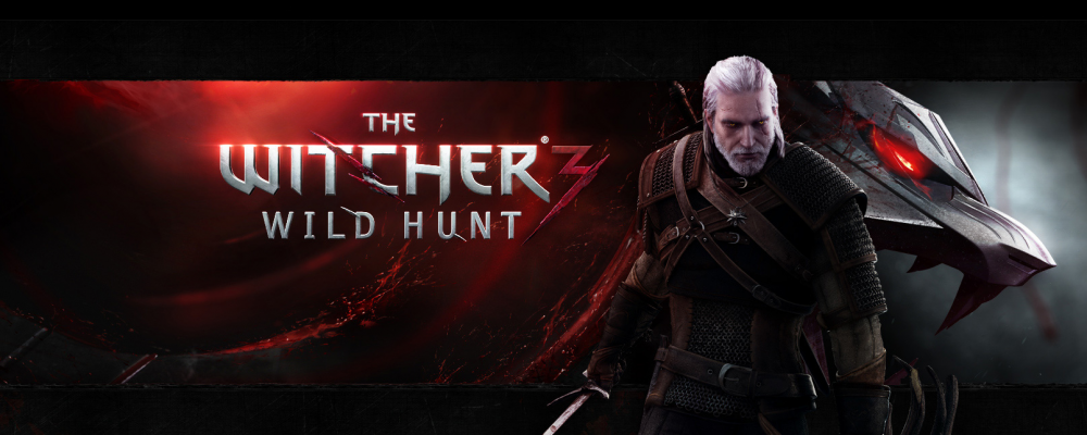1st - The Witcher 3 - Wild Hunt