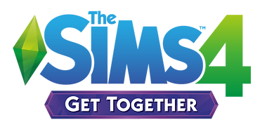 sims4 get together review logo