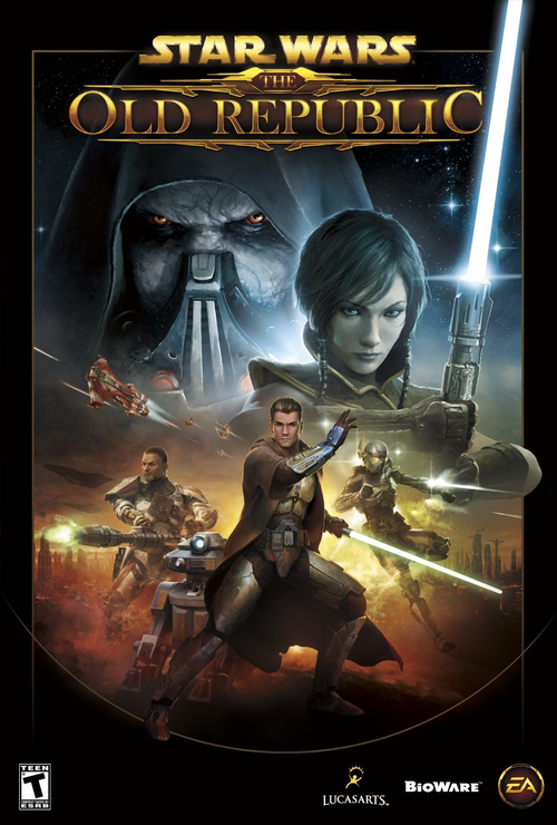 4th - Star Wars The Old Republic