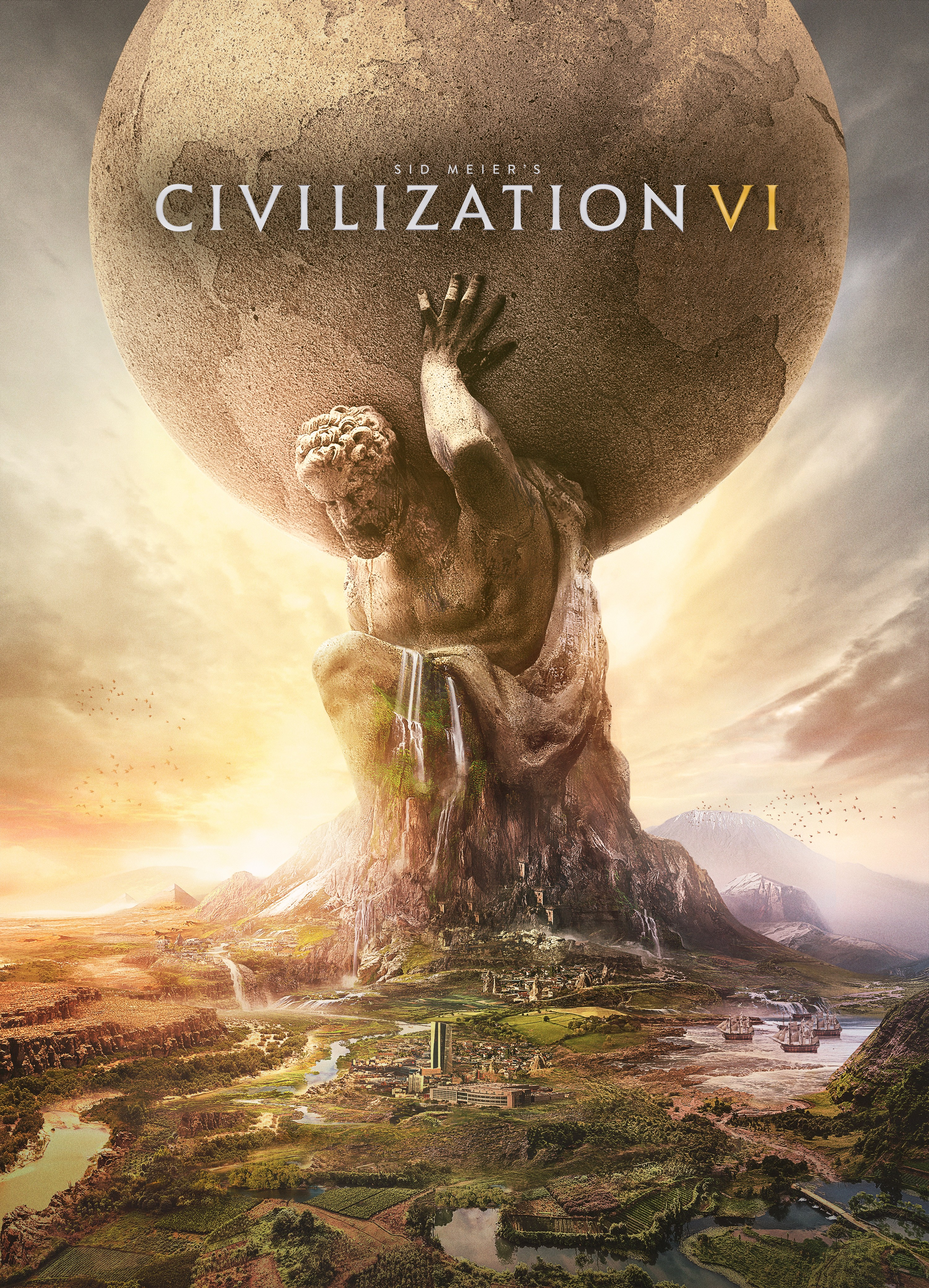 1st - CivilizationVI