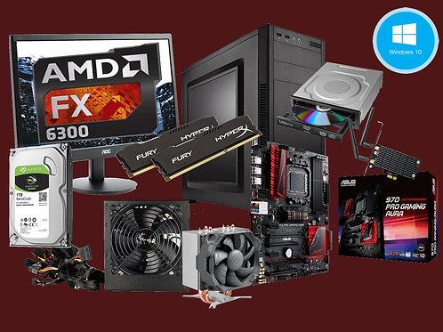 AMD FX6300 Quad Core 3.8Ghz Desktop PC