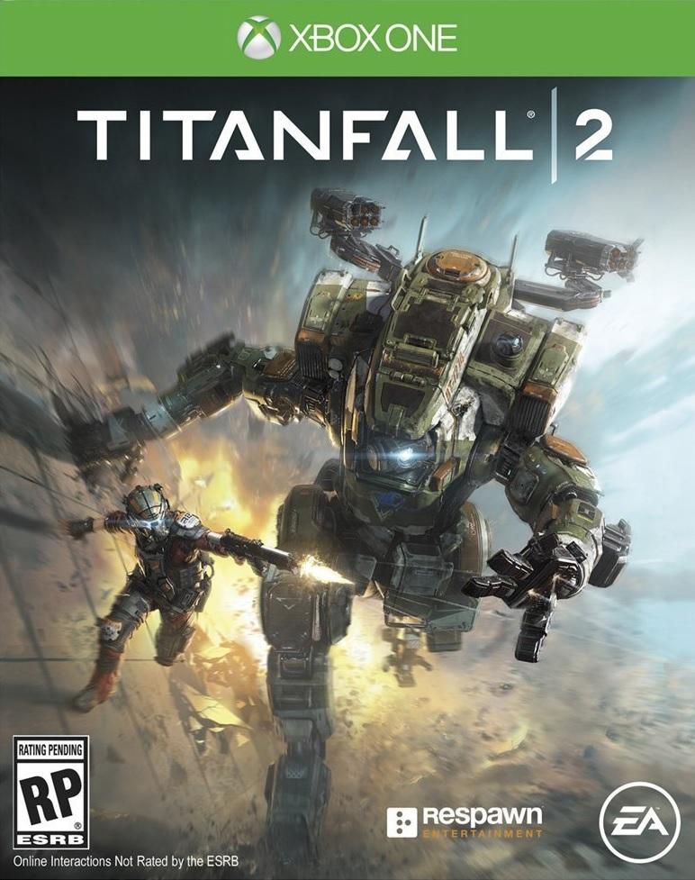 1st - Titanfall 2