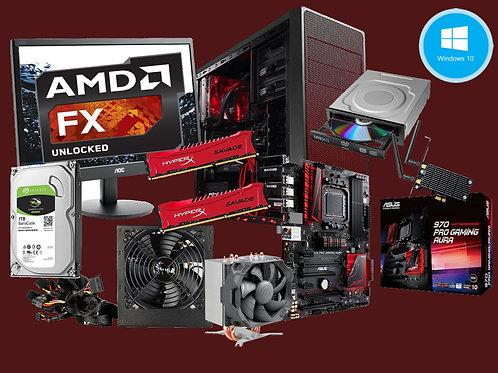 AMD FX8350 Octa-Core 4Ghz Desktop PC