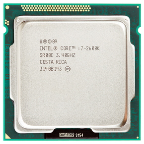 Intel Core i7-2600k 3.40Ghz