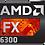 Thumbnail: AMD FX6300 Quad Core 3.8Ghz Desktop PC