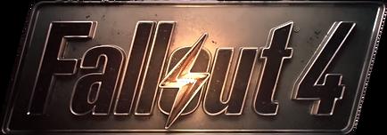 Fallout 4 review logo
