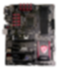 MSI Z97A Gaming Motherboard