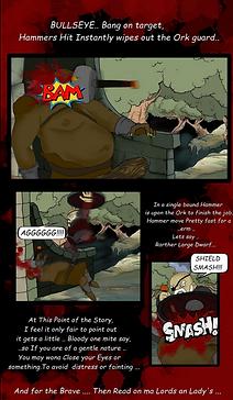 grayhammers comics