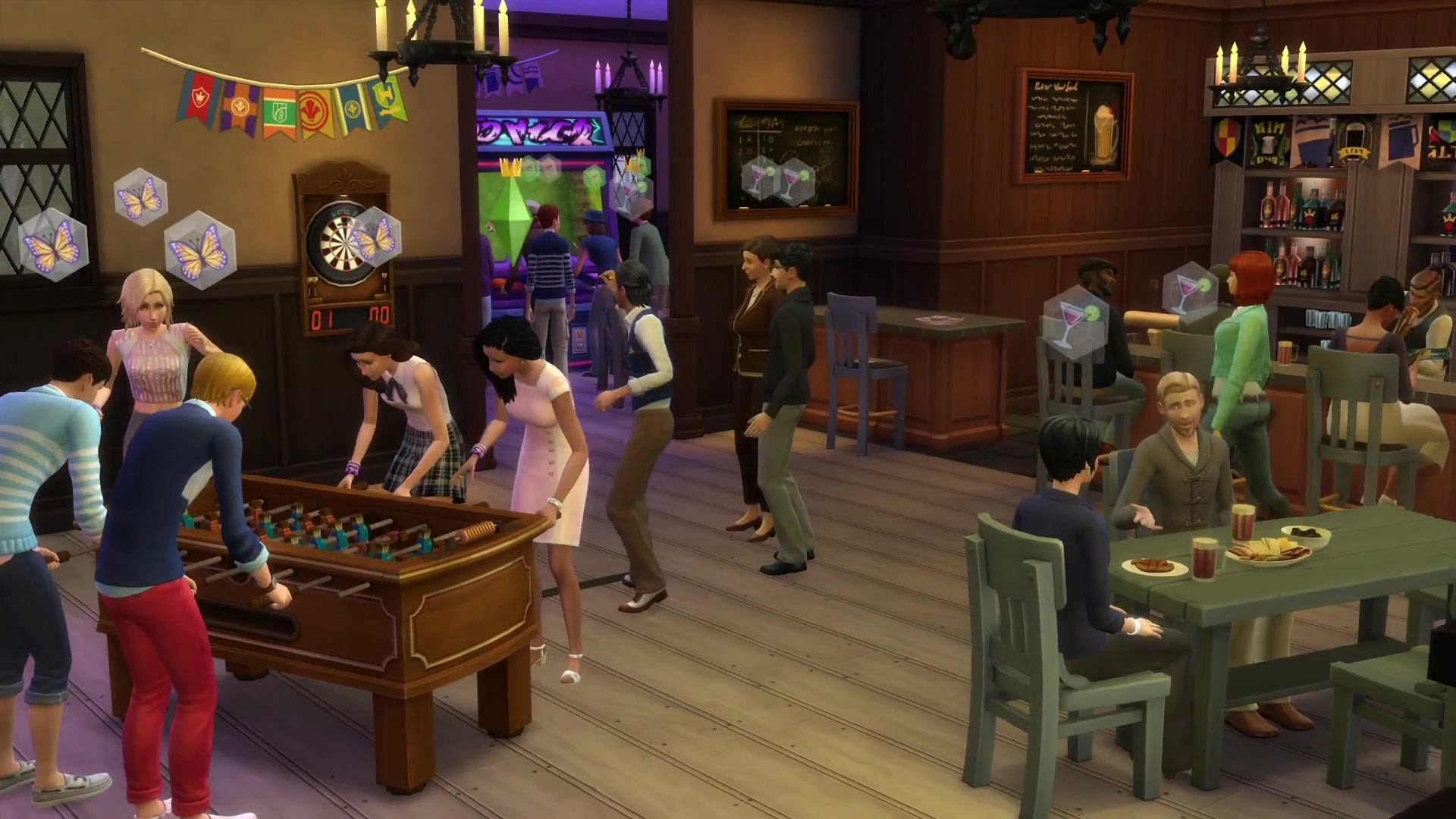 Reviewed: The Sims4: City Living