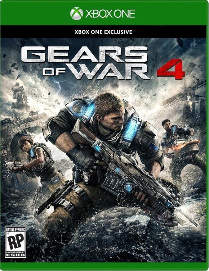 2nd - Gears Of War 4
