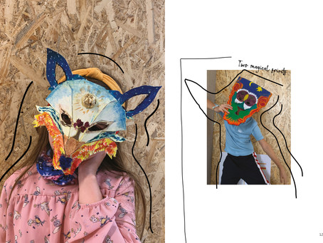 What masks do we wear?