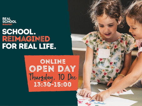 Join our Online Open Day on 10 December 2020!