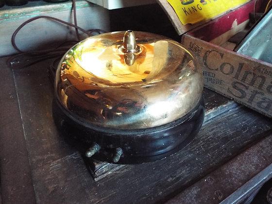 4175 Cloche de pompier en brass