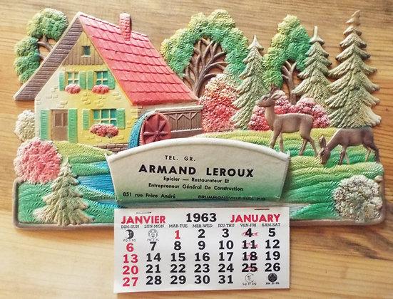 6388 Calendrier Armand Leroux