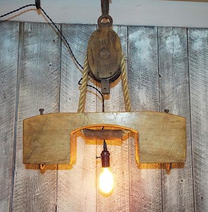 5180 Luminaire rustique