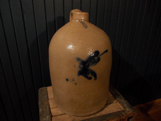 8018  Cruche a fleur 2 Gallons
